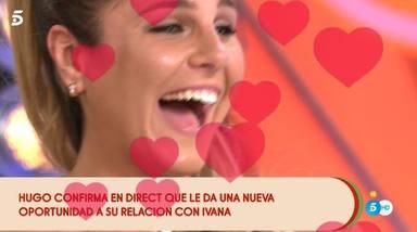 Ivana Icardi, emocionada al saber que Hugo Sierra y ella retoman la relación