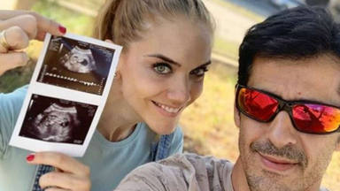 Víctor Janeiro y Beatriz Trapote padres de una niña y familia numerosa