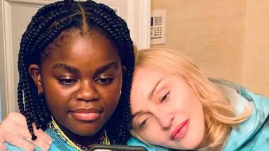 Madonna nos descubre el talento musical de Mercy, una de sus seis hijos