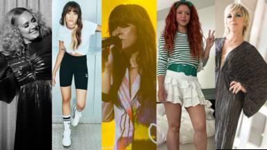Cinco de las voces más destacadas del pop actual y de ayer