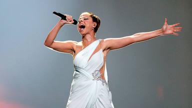 Pastora Soler y su actuación en Eurovisión han celebrado un nostálgico aniversario cargado de felicitaciones