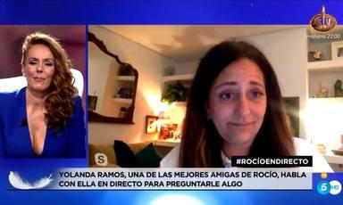Rocío Carrasco y su círculo de confianza: así es la guardia pretoriana en la que se apoya incondicionalmente