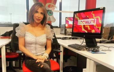 Gran ausencia en Telecinco: el motivo por el que María Patiño no ha presentado 'Socialité' este fin de semana