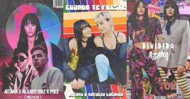 Aitana y '11 Razones': La artista que ha rediseñado las canciones del disco como si fueran casetes