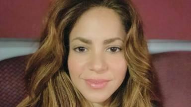 'Selfie' de Shakira en Instagram