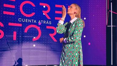 Alba Carrillo no soporta la presión y se marcha del plató de 'Secret Story' con un ataque de nervios