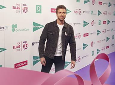 Entrevista de Pablo Alborán en CADENA 100 Por Ellas 2018