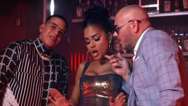 """Pitbull lanza """"No lo Trates"""" con Daddy Yankee y Natti Natasha"""