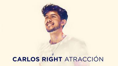"""""""Atracción"""" es el primer disco de Carlos Right"""