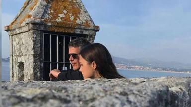 La mejor compañía para Alejandro Sanz en #LaGira: su hija Manuela