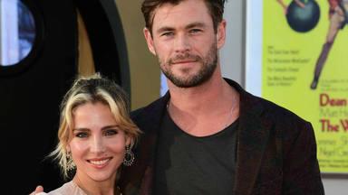 El susto de Elsa Pataky y Chris Hemsworth que ha terminado con final feliz
