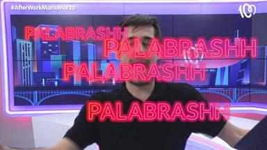 ¿Quieres jugar con Jordi Cruz a 'Palabrashh'?
