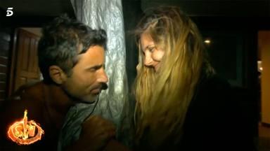 Supervivientes: Ivana Cardi preocupada por la diferencia de edad con Hugo Sierra