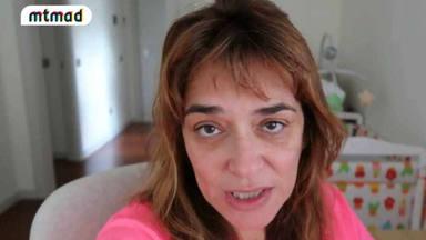 Toñi Moreno revela cuánto pesa y su cuarentena