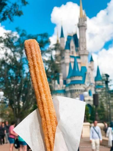 Disney comparteix la recepta del seus... xurros!