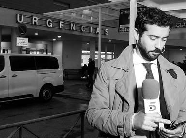 David Cantero acusado de enchufar a su hijo en Informativos Telecinco