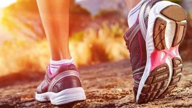 Cómo salir a caminar y bajar de peso