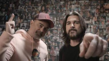 """Juanes y Nach lanzan """"Pasarán"""" señalando la crisis mundial de los refugiados"""