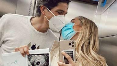 María Pombo ya tiene síntimas de embarazo