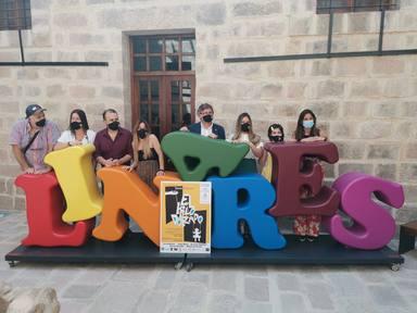 """Un Linares """"de cine"""" se prepara para rodar """"El hilo dorado"""""""