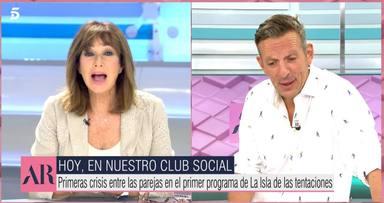 Ana Rosa Quintana lapsus Joaquín Prat
