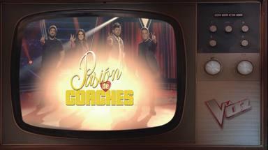 Pasión de coaches, la divertida telenovela de Antonio Orozco y Laura Pausini