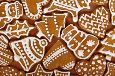 Recepta de galetes nadalenques de gingebre i canyella