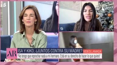 Isa Pantoja habla sobre Cantora