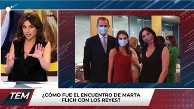 La cara desconocida de Marta Flich: su extraña relación con Pérez-Reverte y el origen real de su apellido