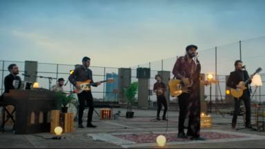 Videoclip oficial de 'Galaxia', canción de Sidecars incluida en el álbum 'Ruido de fondo'