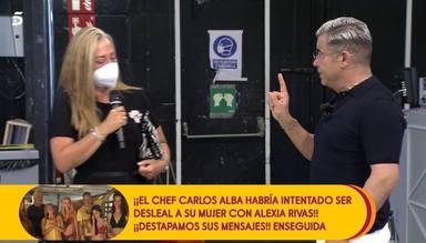 Jorge Javier Vázquez revela las novedades sobre el estado de salud real de Mila Ximénez: He hablado con ella
