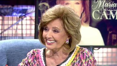 20 años de vida atrás: la venta de la casa de María Teresa Campos