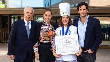 Tamara Falcó ya es chef y le acompaña Íñigo Onieva