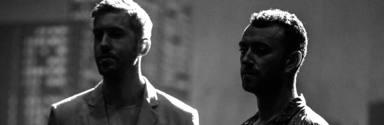"Calvin Harris y Sam Smith, ""Promises"""