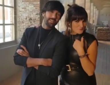 """""""Baile"""" es David Otero con Rozalén"""