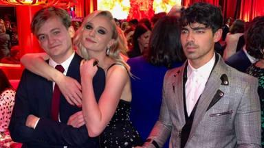 Sophie Tunner, Joe Jonas y Jack Gleeson