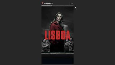 Itziar Ituño encarna a Raquel Murillo (Lisboa) en La casa de papel 3