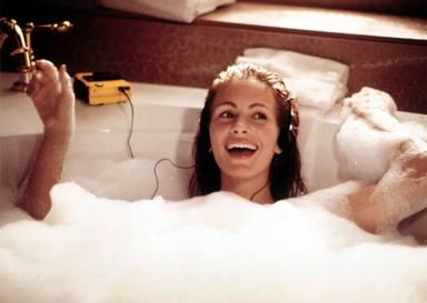 Julia Roberts en Pretty Woman