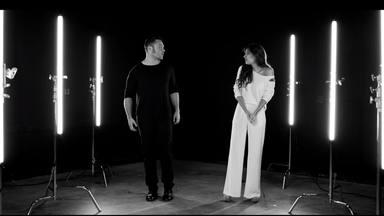"""Tiziano Ferro y Ana Guerra lanzan """"Acepto Milagros"""" como una conversación muy especial"""