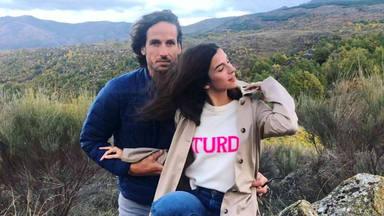 La pillada de Feliciano López a su mujer Sandra Gago en un momento de lo más comprometido