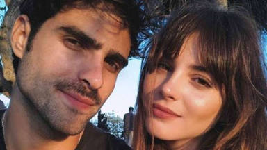 Andrea Duro y Juan Betancourt celebran su primer aniversario de amor
