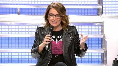 Toñi Moreno vuelve a Mujeres, Hombres y Viceversa