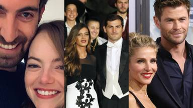 Las bodas secretas de los famosos