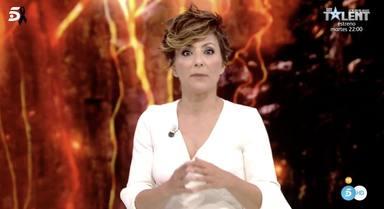 Sonsoles Ónega se estrena en 'Supervivientes' con frescura, nervios y haciendo olvidar a Jordi González