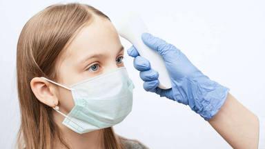 La enfermedad de Kawasaki niños coronavirus