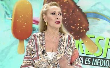 Rosa Benito estalla contra Rocío Carrasco