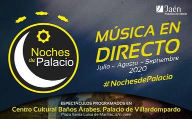 Noches de Palacio programa 13 conciertos en una quinta edición condicionada por la Covid-19