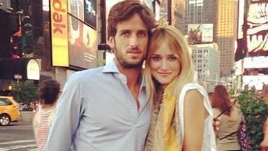 Feliciano López y Alba Carrillo