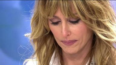 """Emma García rompe a llorar en 'Viva la vida' por una llamada muy especial: """"Te hemos echado mucho de menos"""""""