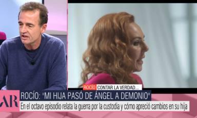 """Alessandro Lequio no se corta y lanza un serio mensaje a Rocío Carrasco: """"Me creo todo lo que ha dicho, pero…"""""""